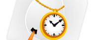 Egg Timer - Just set a time and bookmark it for repeated use