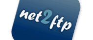 Net2ftp - Online FTP client with many features for users and admins
