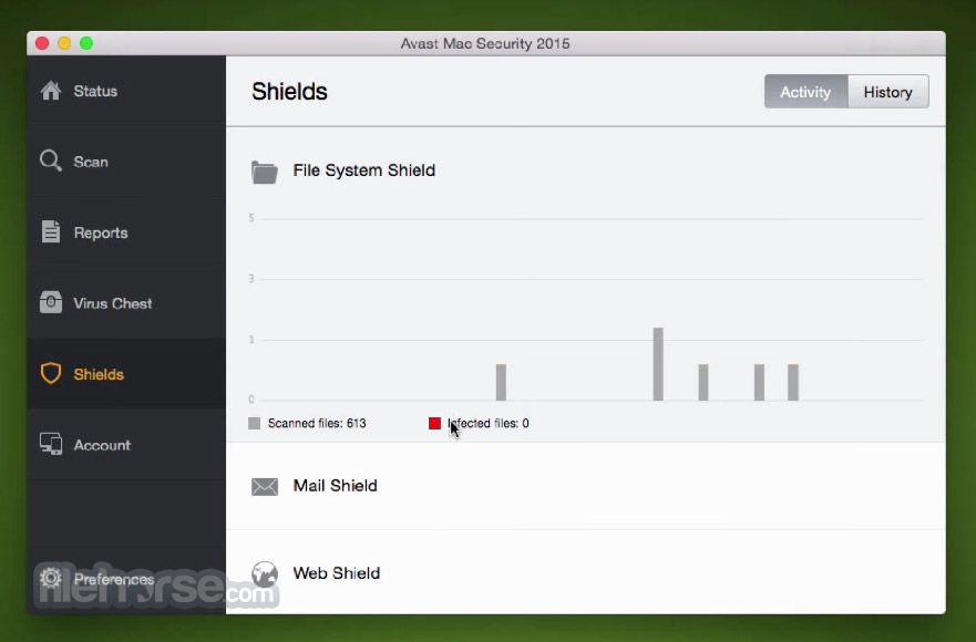 Avast Mac Security Screenshot 4
