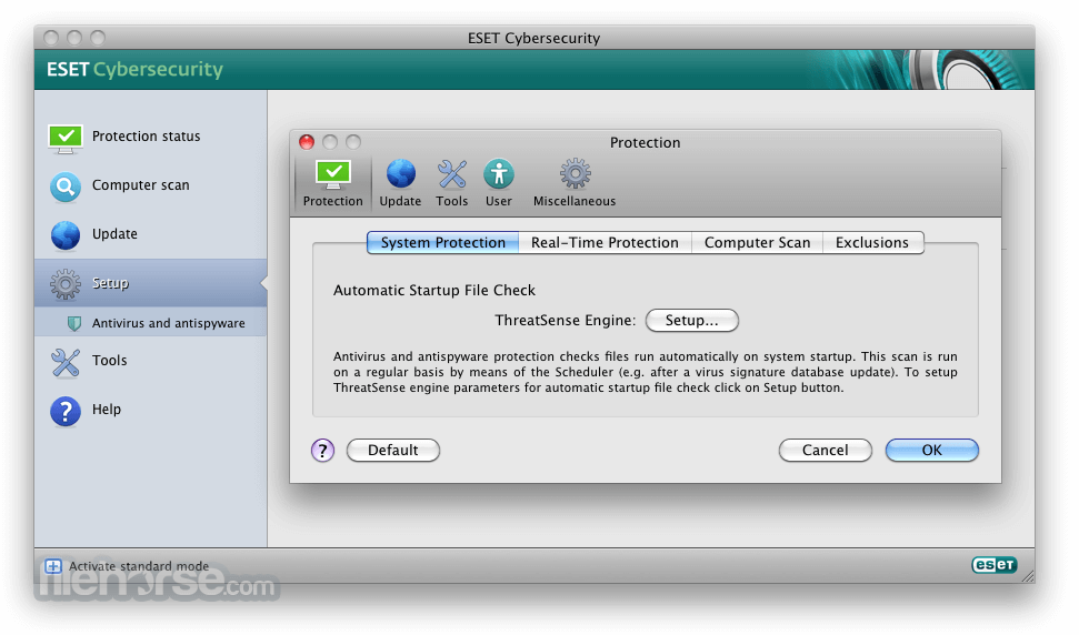 ESET Cyber Security 6.5.600.1 Screenshot 3