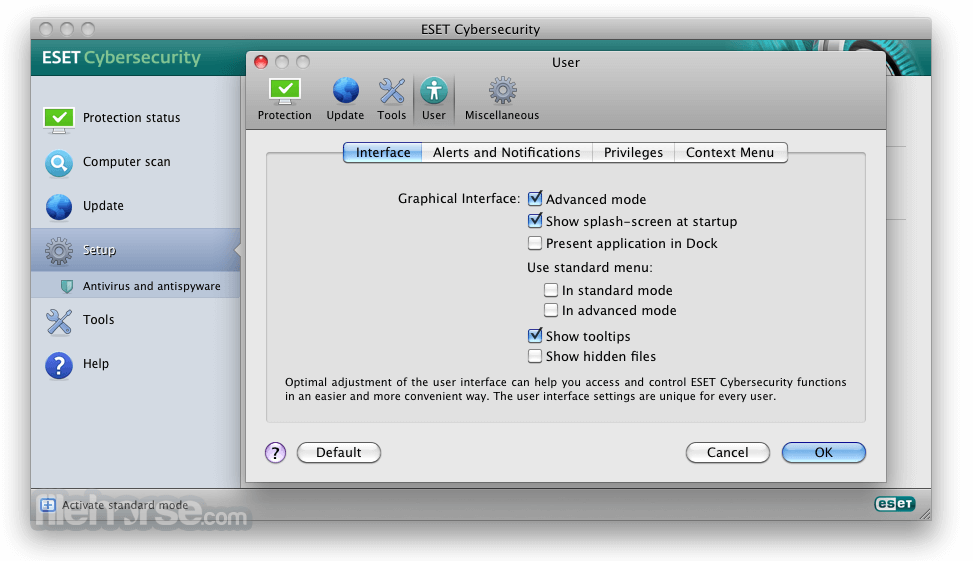 ESET Cyber Security 6.5.600.1 Screenshot 4