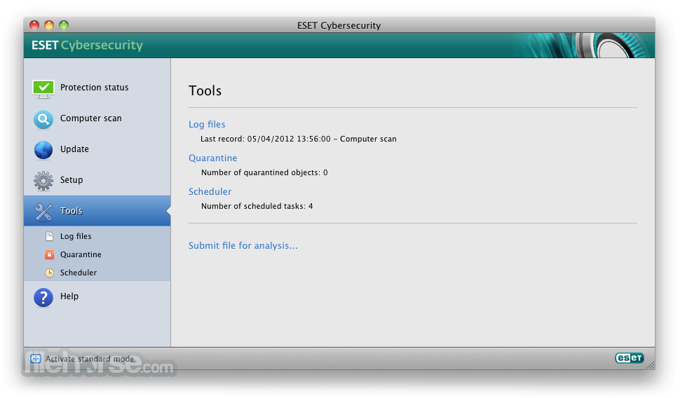 ESET Cyber Security 6.5.600.1 Screenshot 5