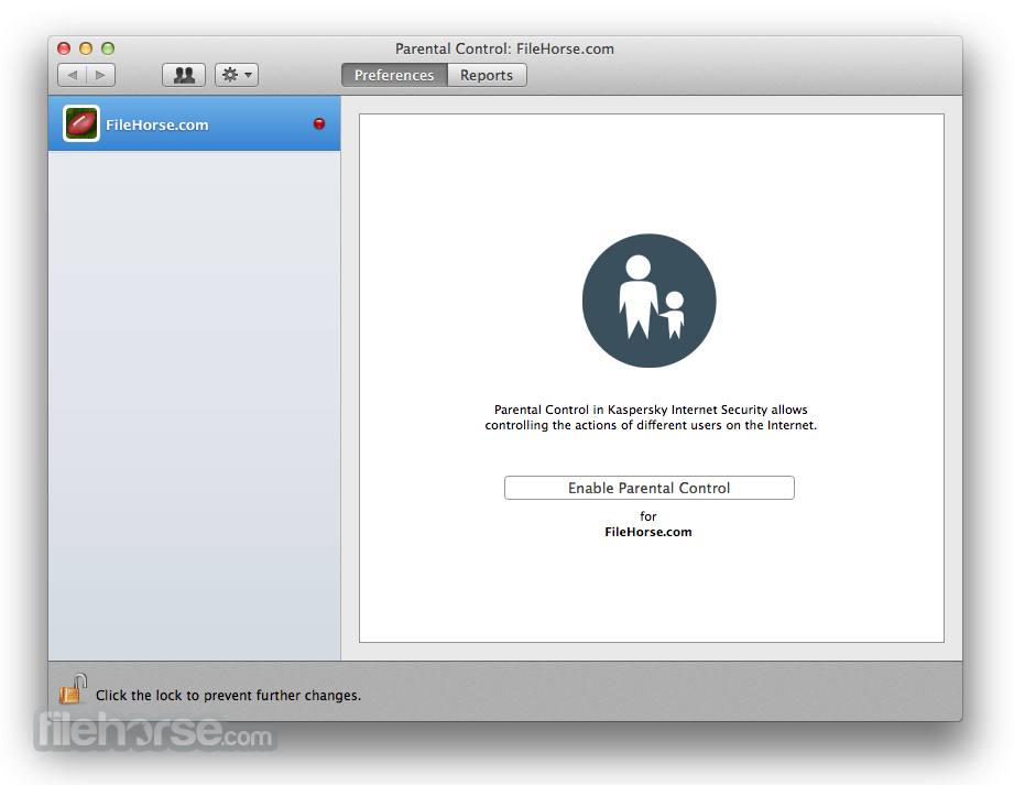 Kaspersky Internet Security for Mac 14.0.1 Screenshot 4
