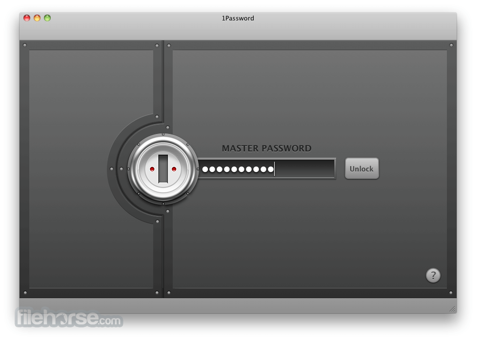 1Password 6.2 Screenshot 2