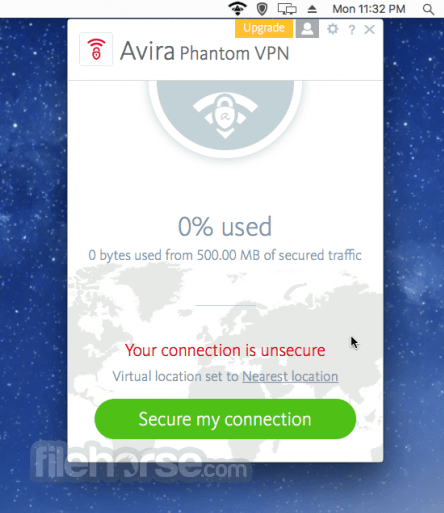 Avira Phantom VPN for Mac - Download Free (2019 Latest Version)