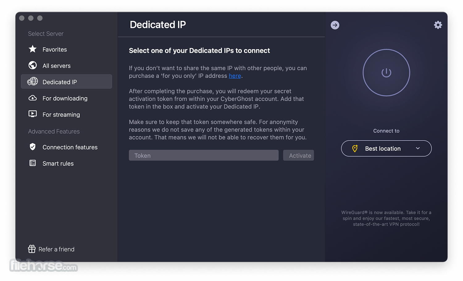 Cyberghost vpn for mac download free (2019 latest version).