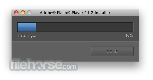 Flash Player 10.3.181.22 Screenshot 2