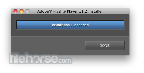 Flash Player 10.2.153.1 Screenshot 3