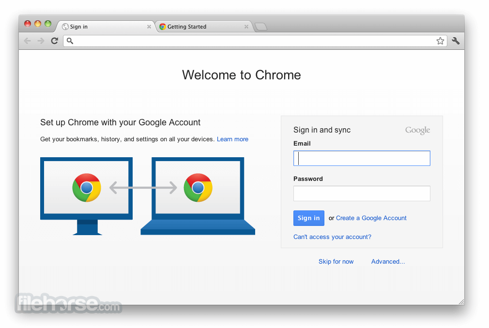 google chrome for mac 10.10 free download