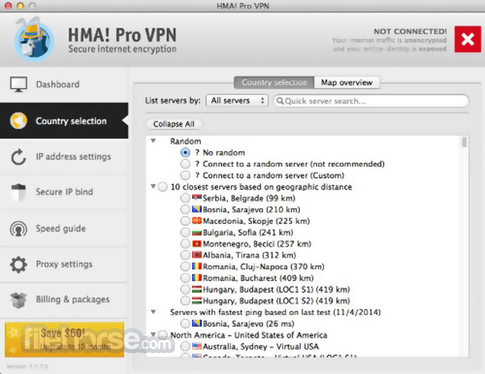 download hma vpn setup