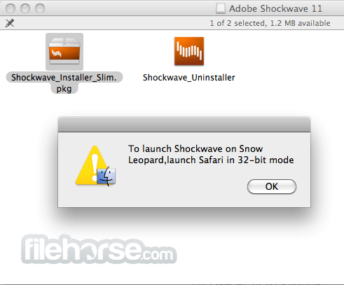 Shockwave Player 11.5.6.606 Screenshot 2