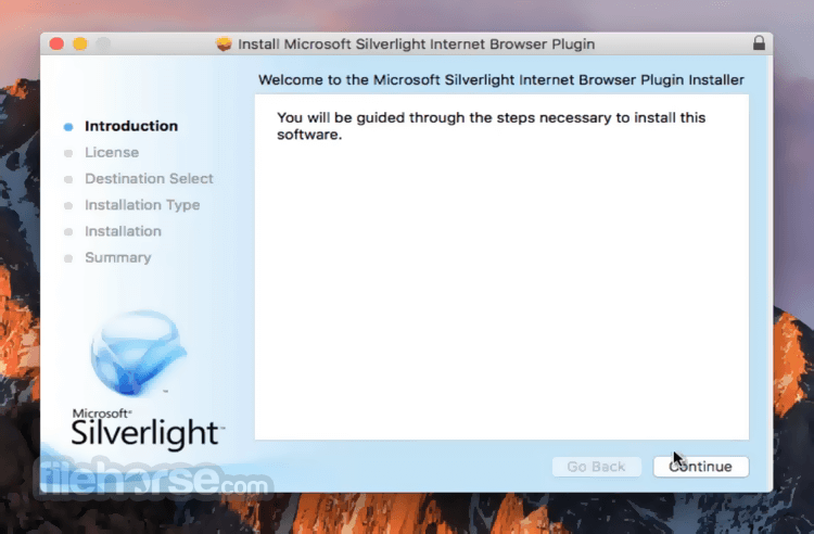 Silverlight 5.1.41105.0 Screenshot 1
