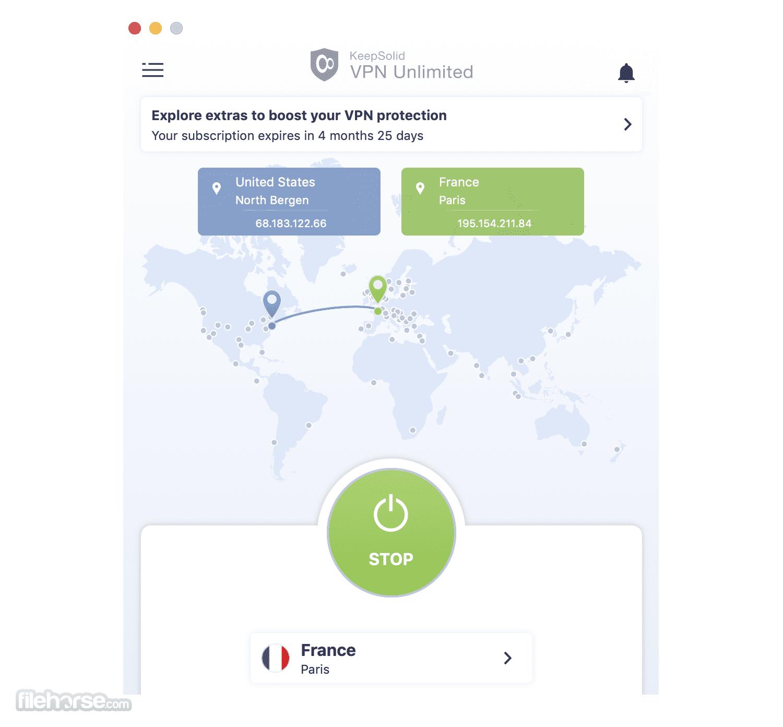 VPN Unlimited 8.3.3 Screenshot 2
