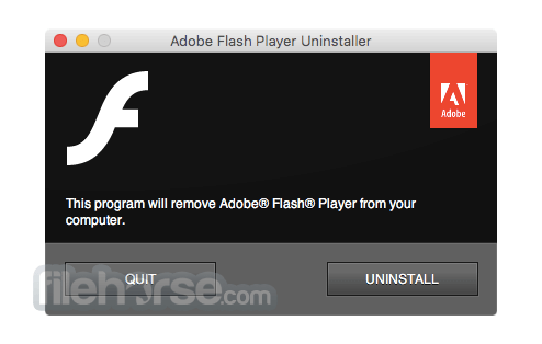 Adobe Flash Player Uninstaller 32.0.0.453 Screenshot 1