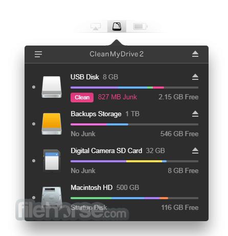 CleanMyDrive 2.2.0 Screenshot 3