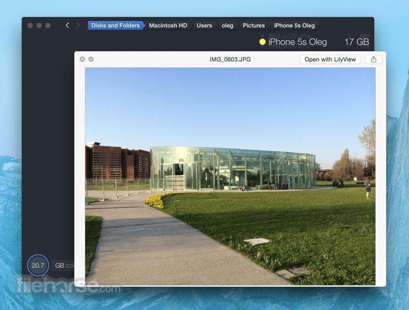 DaisyDisk 4.12.1 Captura de Pantalla 3