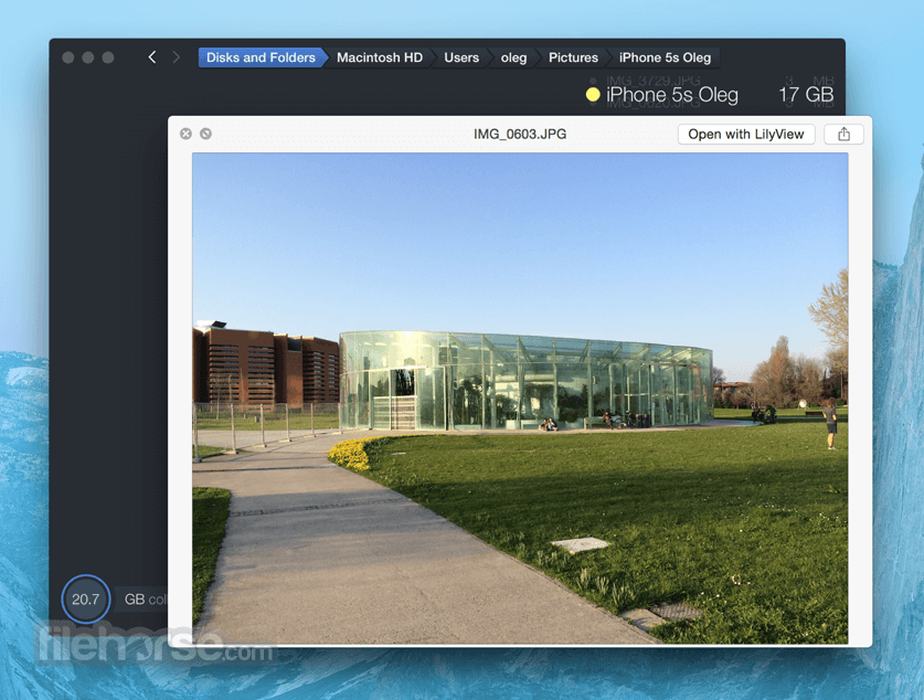 DaisyDisk 4.12.1 Screenshot 3