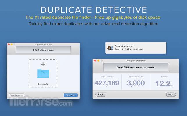 Duplicate Detective 1.99.1 Captura de Pantalla 2
