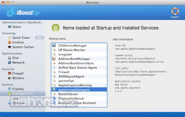 iBoostUp 5.9.8 Screenshot 3