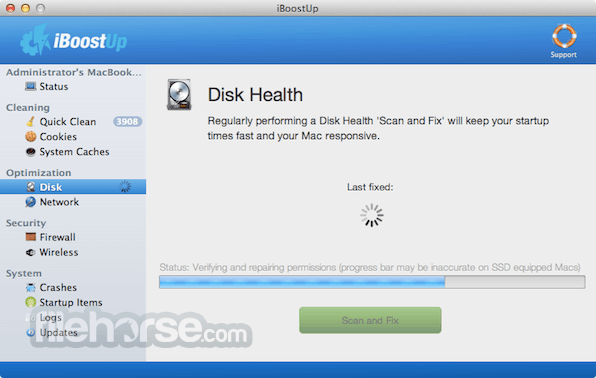 iBoostUp 5.9.8 Screenshot 4