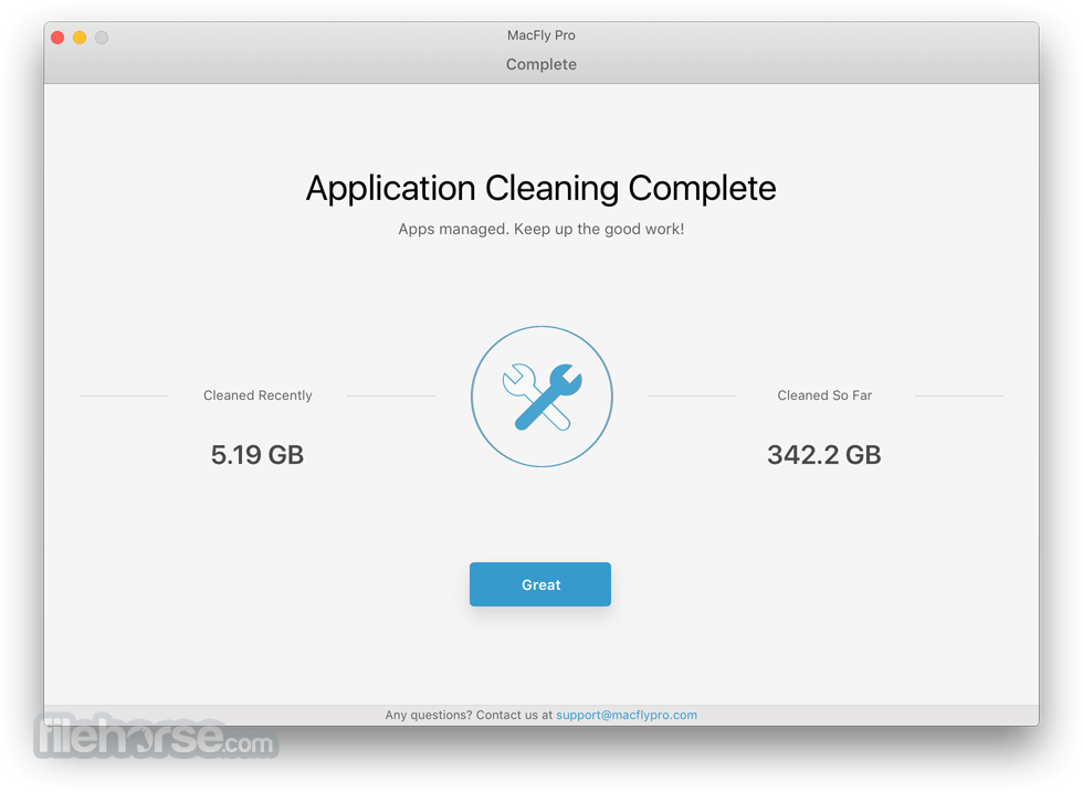 MacFly Pro 1.0.226 Screenshot 4