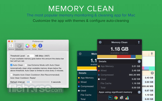 Memory Clean 3 1.0.6 Screenshot 3