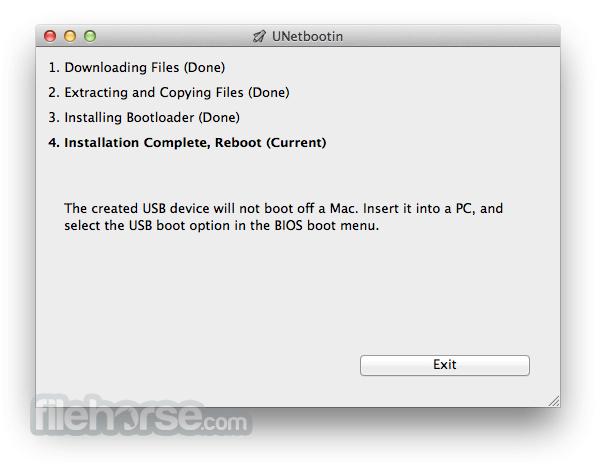 UNetbootin 6.47 Screenshot 4