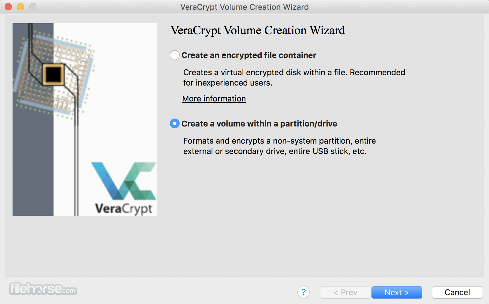 VeraCrypt 1.24 Update 4 Screenshot 2