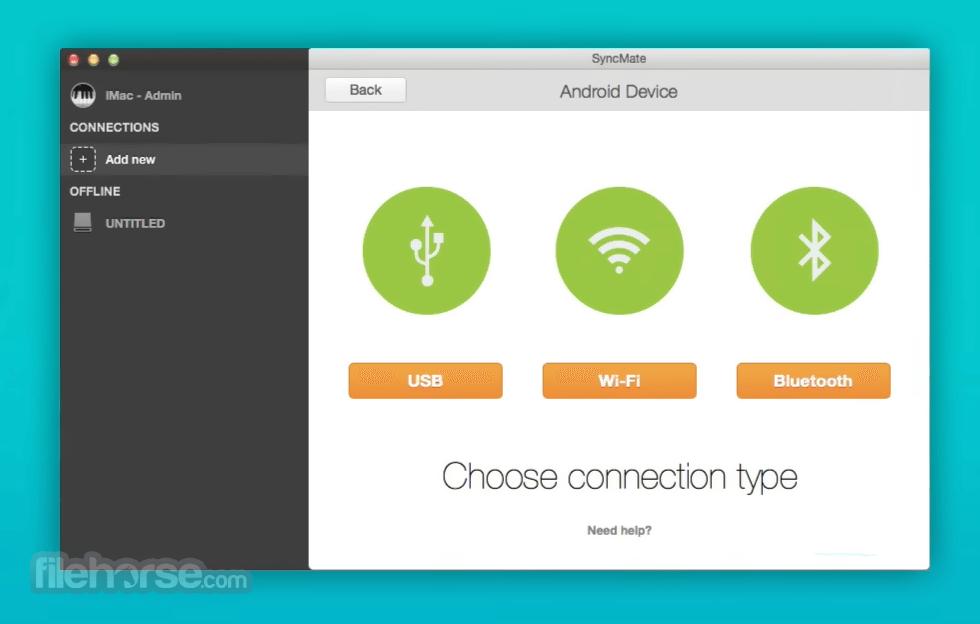 SyncMate 7.2.407 Screenshot 2