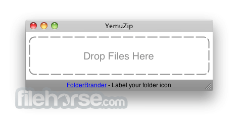 YemuZip 2.4.5 Screenshot 1
