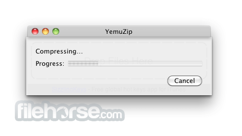 YemuZip 2.4.5 Screenshot 3
