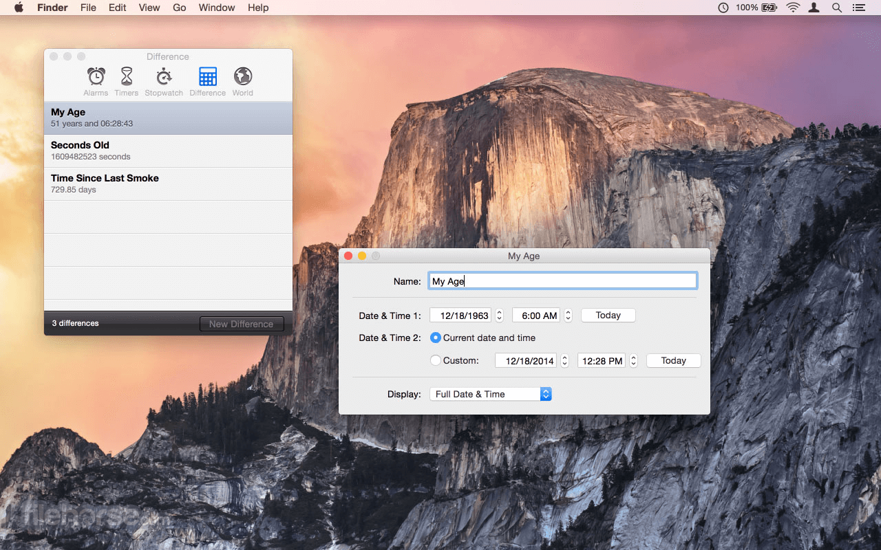 Alarm Clock For My Mac