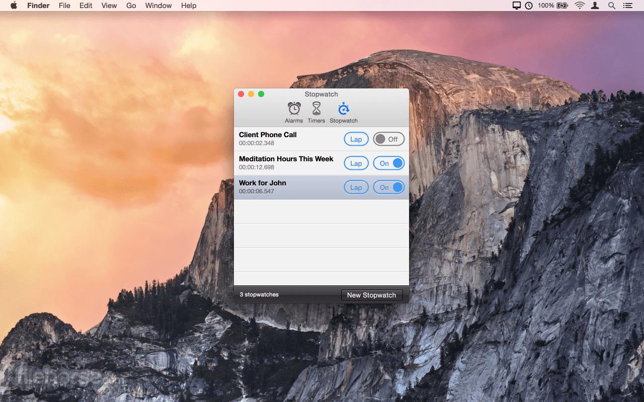 Alarm Clock Pro 11.0.5 Screenshot 3