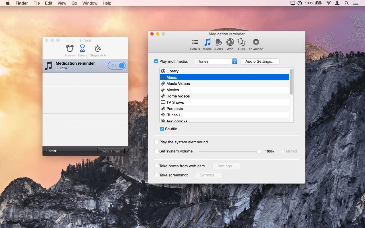 Alarm Clock Pro 11.0.5 Screenshot 4