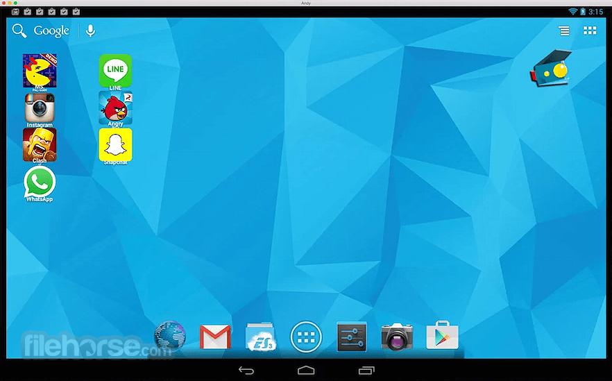 Andy 46.16_48 Screenshot 1