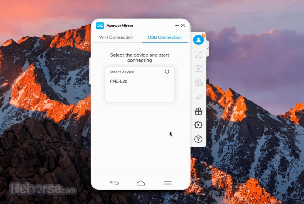 ApowerMirror 1.3.0 Screenshot 3