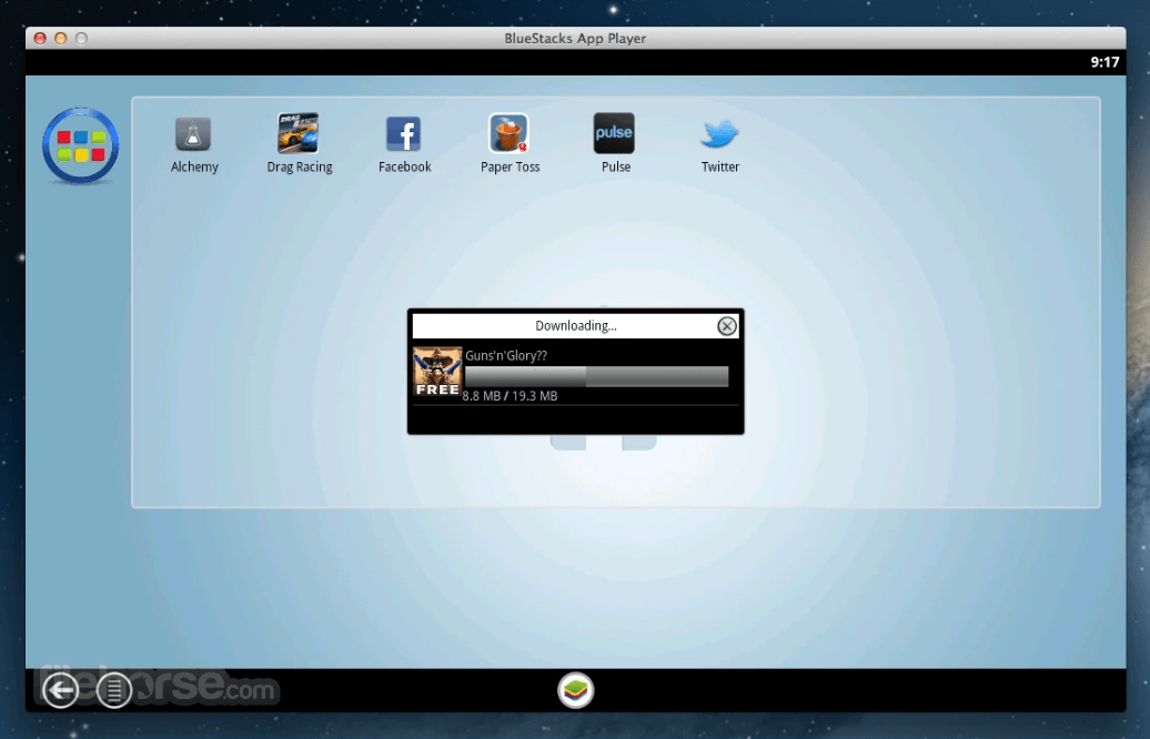 BlueStacks App Player 4.270.0 Screenshot 2