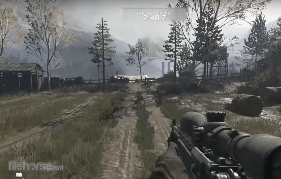Call of Duty 4: Modern Warfare 1.7.2 Screenshot 5