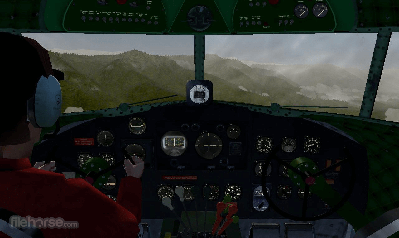 FlightGear 2020.3.6 Screenshot 1