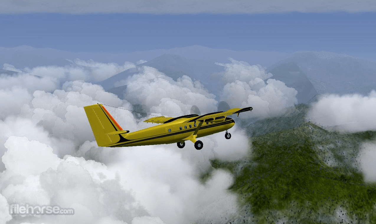 FlightGear 2020.3.6 Screenshot 2