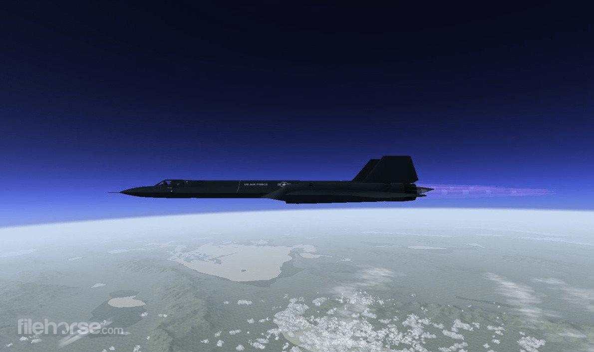 FlightGear 2020.3.11 Captura de Pantalla 3