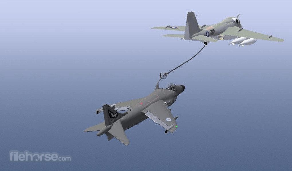 FlightGear 2020.3.11 Captura de Pantalla 4
