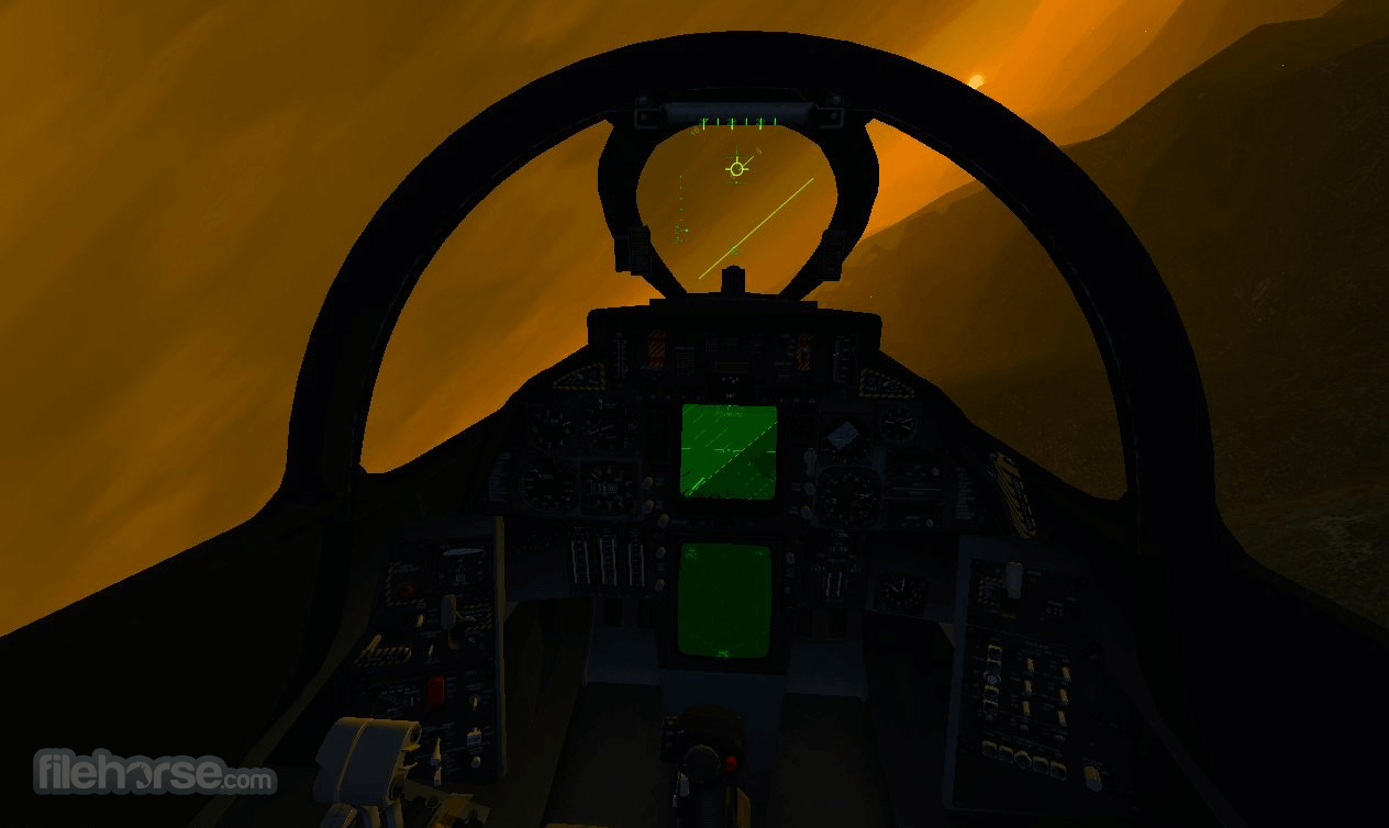 FlightGear 2020.3.6 Screenshot 5