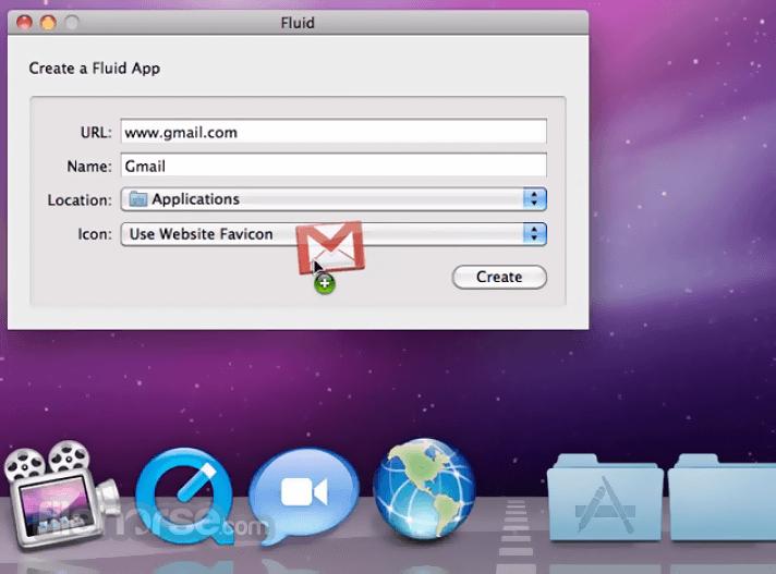 Fluid 2.1.2 Screenshot 1