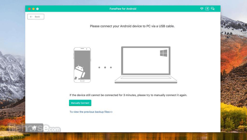 FonePaw Android Data Recovery 2.9.0 Screenshot 3