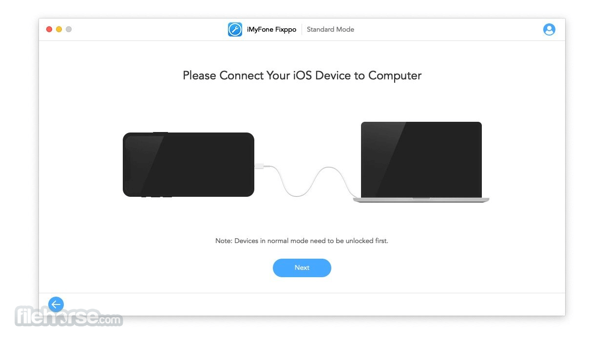 iMyFone Fixppo 7.9.4 Screenshot 2