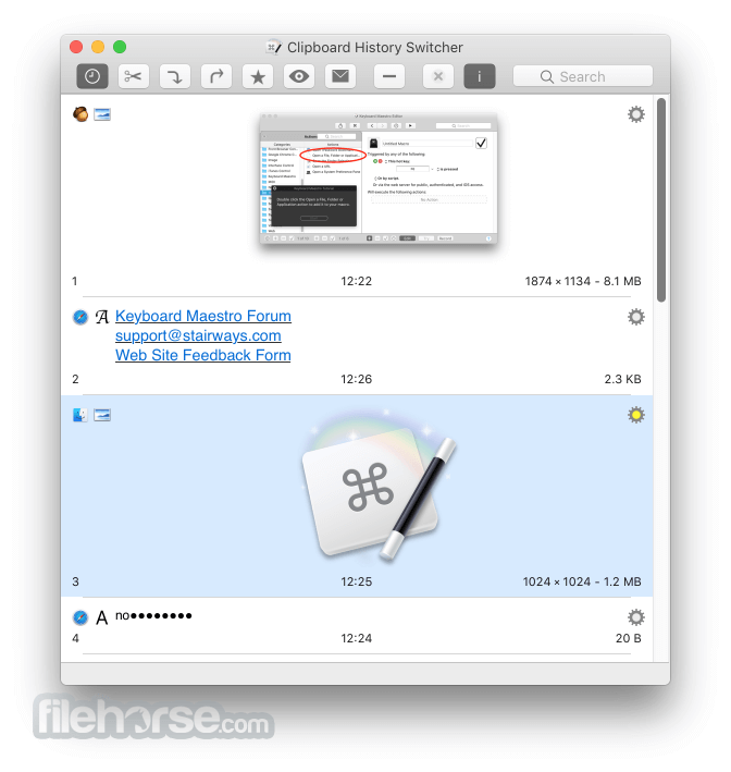 Keyboard Maestro 9.2 Screenshot 5