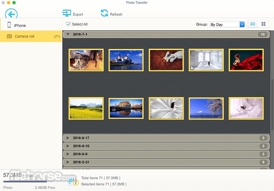 MacX MediaTrans 7.6 Captura de Pantalla 2