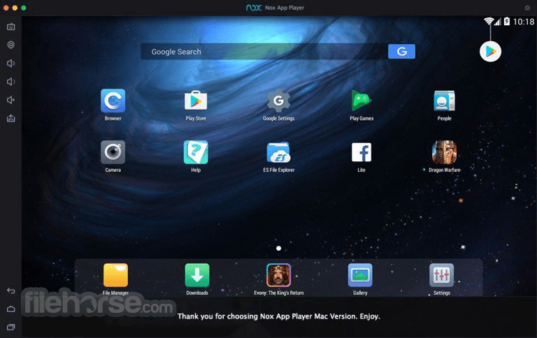 Nox App Player for Mac - Download Free (2019 Latest Version)