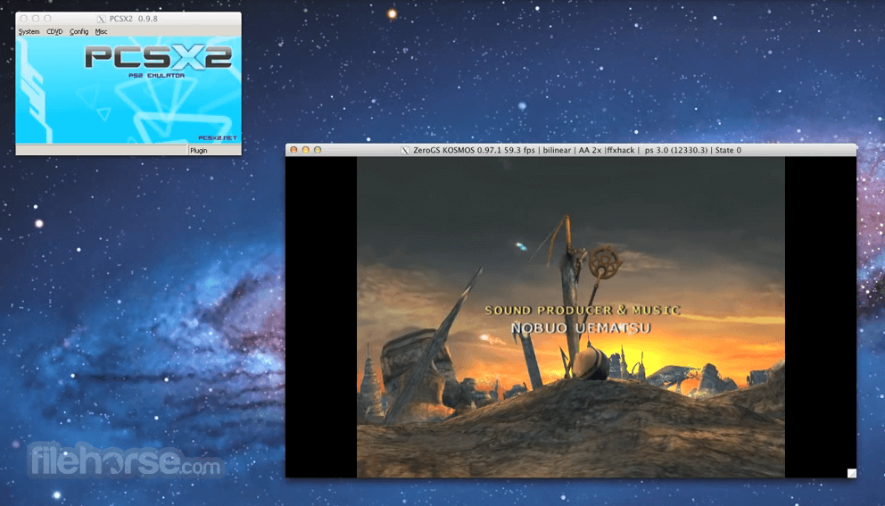 PCSX2 for Mac - Download Free (2019 Latest Version)